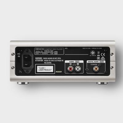 CD-PLAYER-DENON karaoke thiết bị âm thanh TAudio đà nẵng