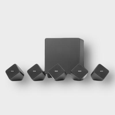 DAN-LOA-MINI-DENON karaoke thiết bị âm thanh TAudio đà nẵng