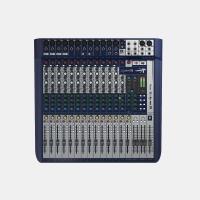 Mixer soundcraft karaoke thiết bị âm thanh TAudio đà nẵng