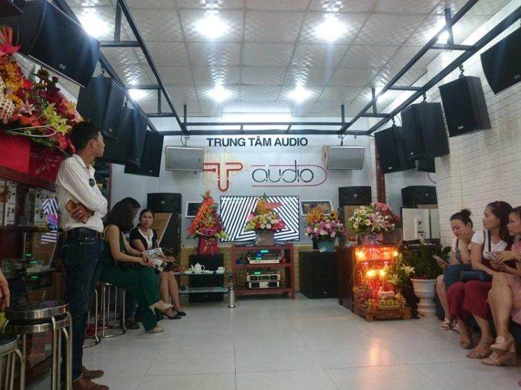 Loa karaoke thiết bị âm thanh TAudio đà nẵng
